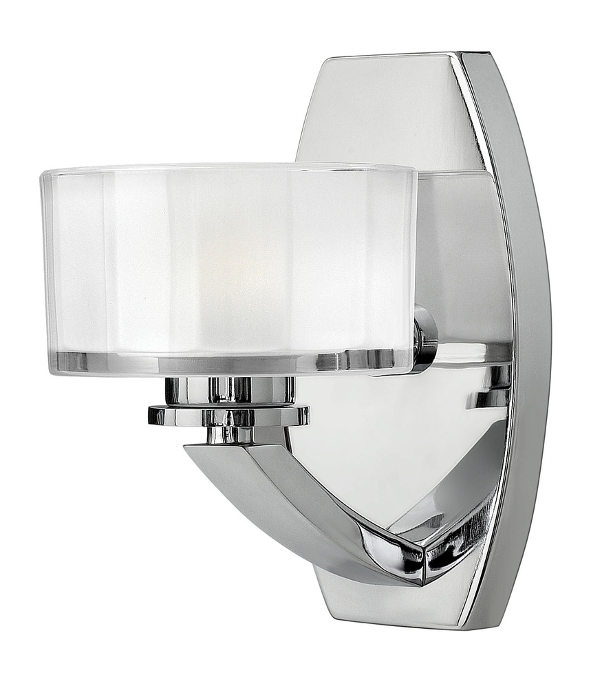one light chrome bathroom sconce 70ett gerrie lighting studio