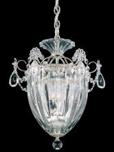 Schonbek 1243-26 - Bagatelle 3 Light 110V Pendant in French Gold with Clear Heritage Crystal
